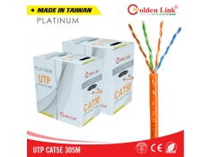 Cable Mạng Golden Link 5E Platinum 305m/cuộn