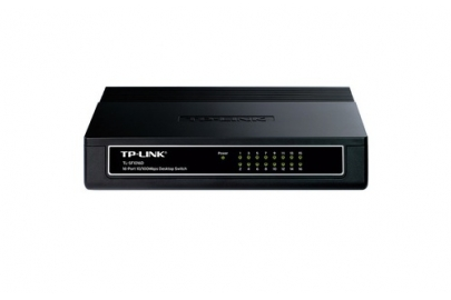 Switch TP link 16 port / 100Mbps TL - SF1016D